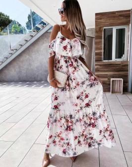Γυναικείο φόρεμα φλοράλ 2129303