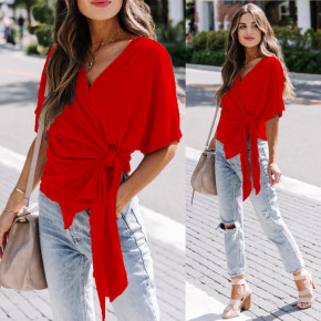 Γυναικεία μπλούζα 2312 κόκκινη
