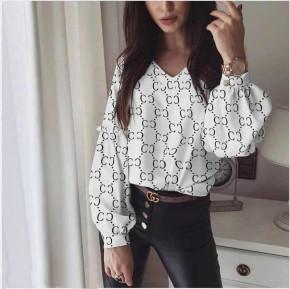 Γυναικεία μπλούζα 395707 άσπρη