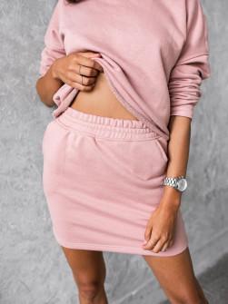 Γυναικείο σετ 13754 ροζ