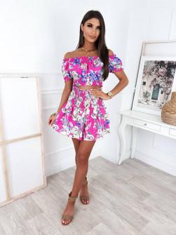 Γυναικείο σετ φούστα και μπλούζα 21179