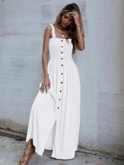 Γυναικείο φόρεμα 5811 άσπρο