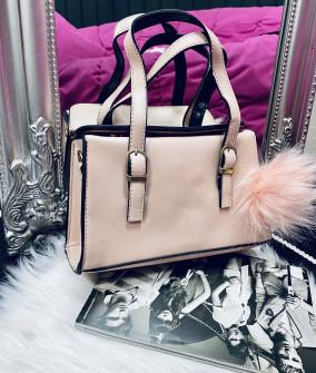 Γυναικεία τσάντα  102 ροζ