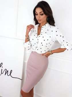 Γυναικείο πουκάμισο με σχέδια 9363302