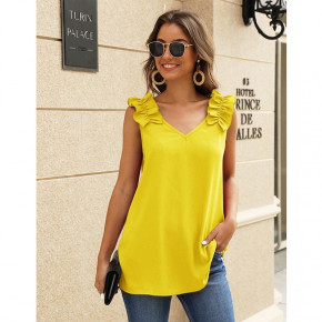Γυναικείο τοπάκι 5076 κίτρινο