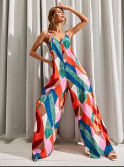 Γυναικεία ολόσωμη φόρμα με σχέδια  358403