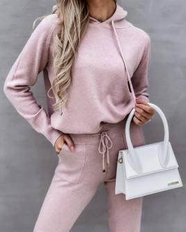 Γυναικείο σετ 4812  ροζ