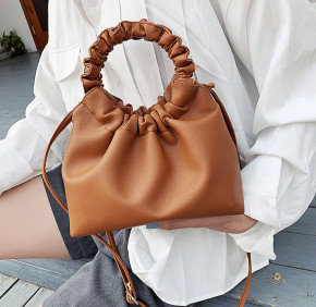 Γυναικεία τσάντα B317 καμηλό