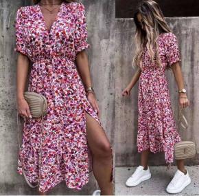 Γυναικείο φόρεμα φλοράλ 2127402