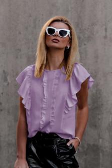 Γυναικεία μπλούζα 5009 λιλά