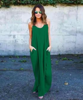 Γυναικείο φόρεμα 3569 πράσινο