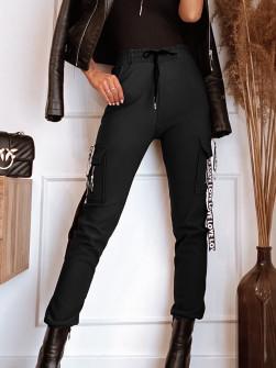 Γυναικείο παντελόνι 0004 μαύρο