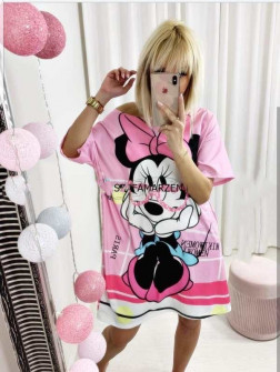 Γυναικείο μπλουζοφόρεμα 232011