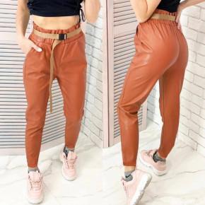Γυναικείο παντελόνι 9995401 καμηλό