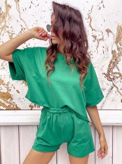 Γυναικείο σετ 2474 πράσινο