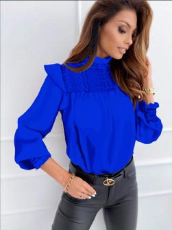 Γυναικεία μπλούζα 8664 μπλε