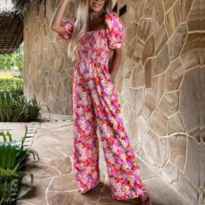 Γυναικεία ολόσωμη φόρμα με τσέπες 5570504
