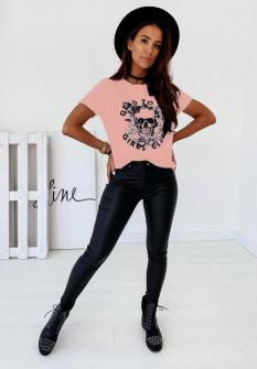 Γυναικείο κοντομάνικο 22424 ροζ