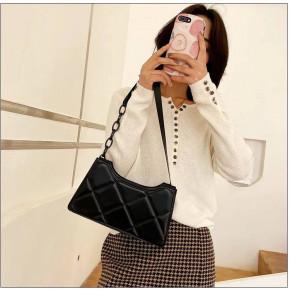 Γυναικεία τσάντα B286 μαύρη