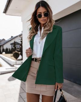 Γυναικείο σακάκι 5256 πράσινο