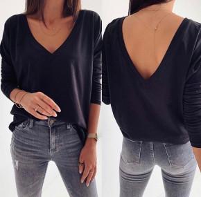 Γυναικεία μπλούζα 3376 μαύρο