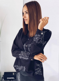 Γυναικείο πουκάμισο 7123 μαύρο