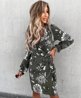 Γυναικείο εντυπωσιακό φόρεμα 2178702