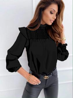 Γυναικεία μπλούζα 8664 μαύρη