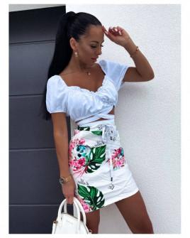 Γυναικεία φούστα με print 2148601