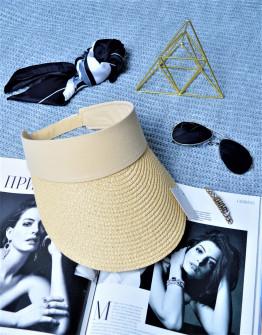 Γυναικείο καπέλο 39351-3 μπεζ