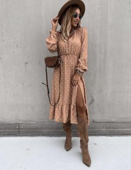 Γυναικείο εντυπωσιακό φόρεμα 2246011