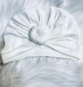 Βρεφικό τουρμπάνι 50511451 άσπρο