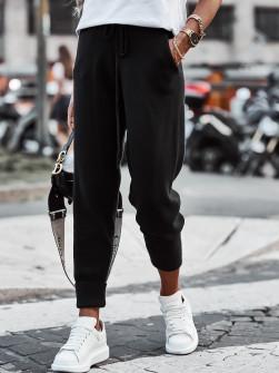 Γυναικείο παντελόνι 4142 μαύρο