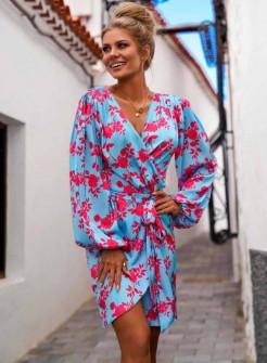 Γυναικείο φόρεμα κρουαζέ 2168201