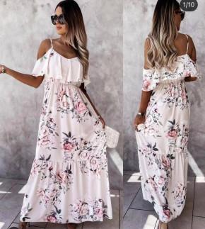 Γυναικείο φόρεμα φλοράλ 2129301