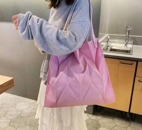 Γυναικεία τσάντα B522 ροζ