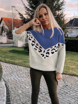 Γυναικείο πουλόβερ 71006 γκρι