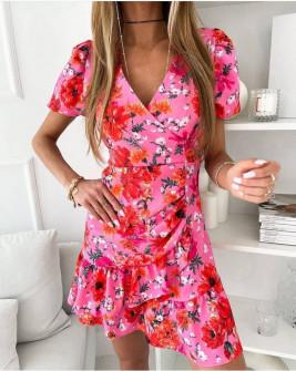 Γυναικείο φόρεμα φλοράλ 2154202