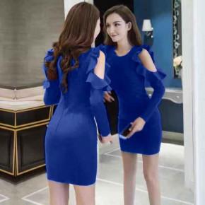 Γυναικείο φόρεμα 2007 μπλε