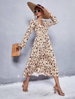 Γυναικείο maxi φόρεμα 2181401