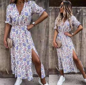 Γυναικείο φόρεμα φλοράλ 2127401