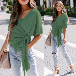 Γυναικεία μπλούζα 2312 πράσινη