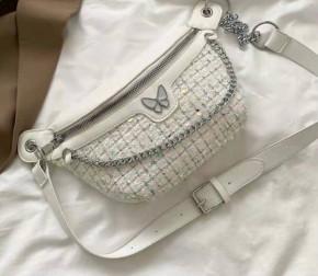 Γυναικεία τσάντα B329 άσπρη
