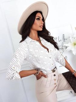 Γυναικείο πουκάμισο με σχέδια 9363301