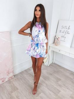 Γυναικείο φόρεμα με print 833106
