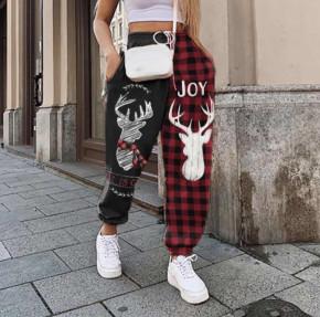 Παντελόνι με print 258306