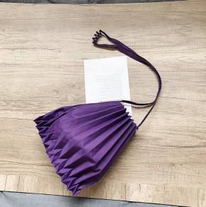Γυναικεία τσάντα B521 μωβ