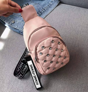 Γυναικεία τσάντα B313 ροζ