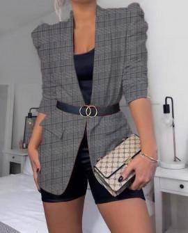Γυναικείο κομψό σακάκι 503003