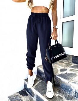 Γυναικείο παντελόνι 2171 σκούρο μπλε